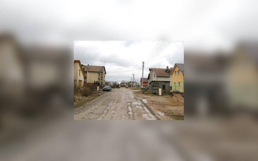 Kauno rajone sumažėjo žvyrkelių