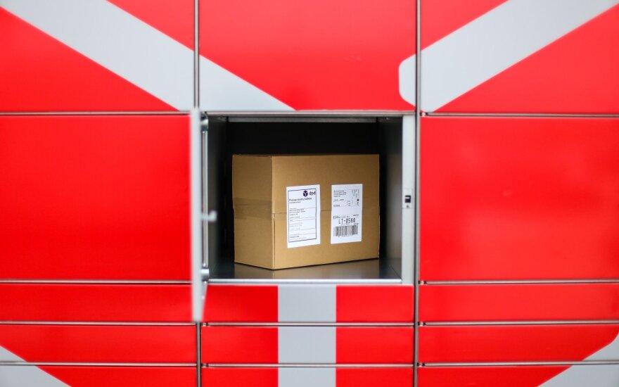 Lietuvos pašto rinka antrąjį ketvirtį išaugo 16,4 proc. iki 40,9 mln. eurų