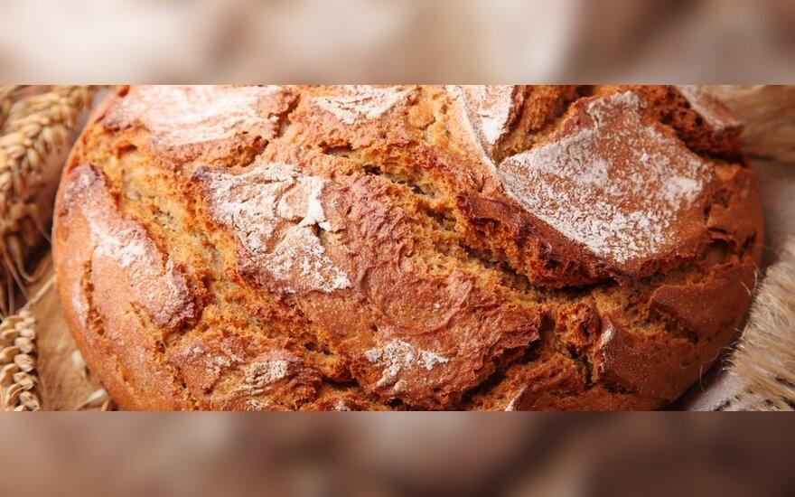 Duona su saulėgrąžomis