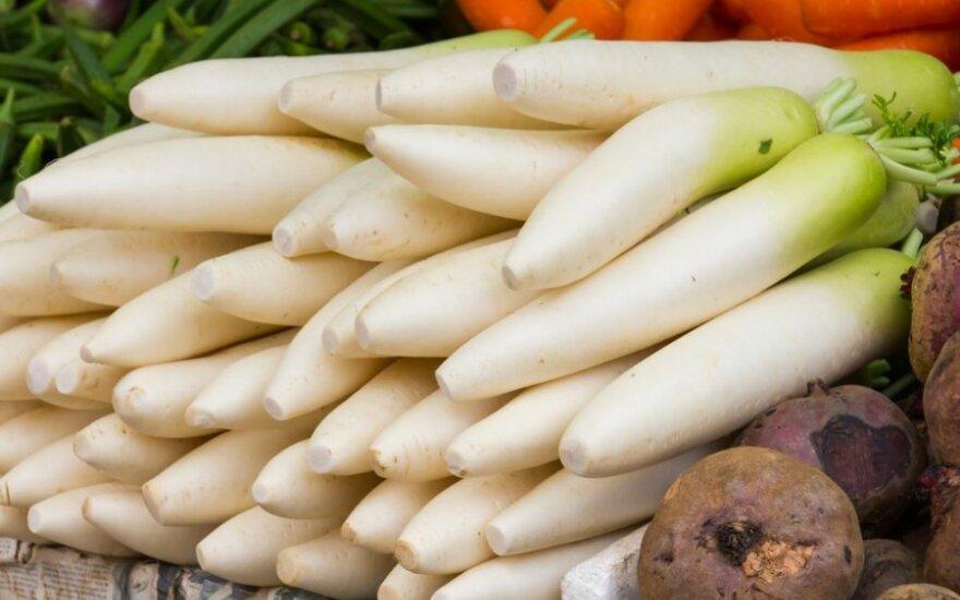 Kaip laikyti daržoves, kad per žiemą išliktų kaip šviežios?
