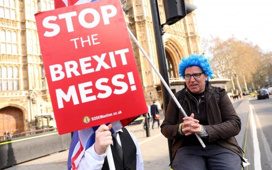 Londonui siunčia žinią: ribas jau pasiekėme