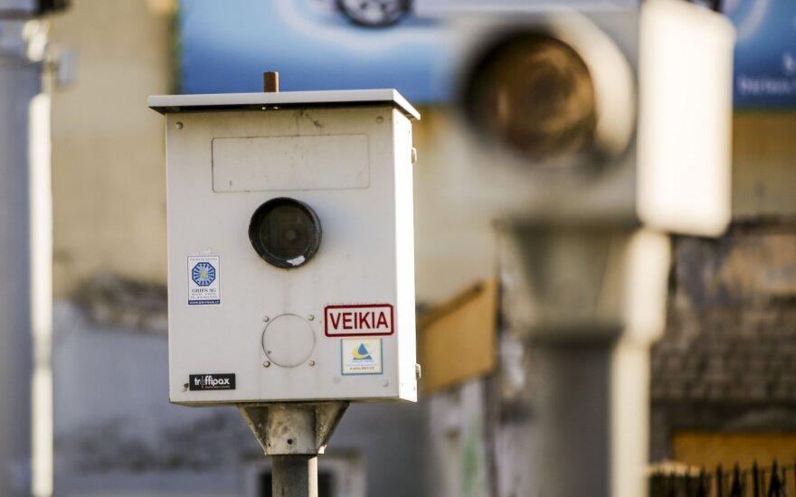 """Kaip pradedantieji vairuotojai radarus """"apgauna"""": nieko daryti nereikia"""