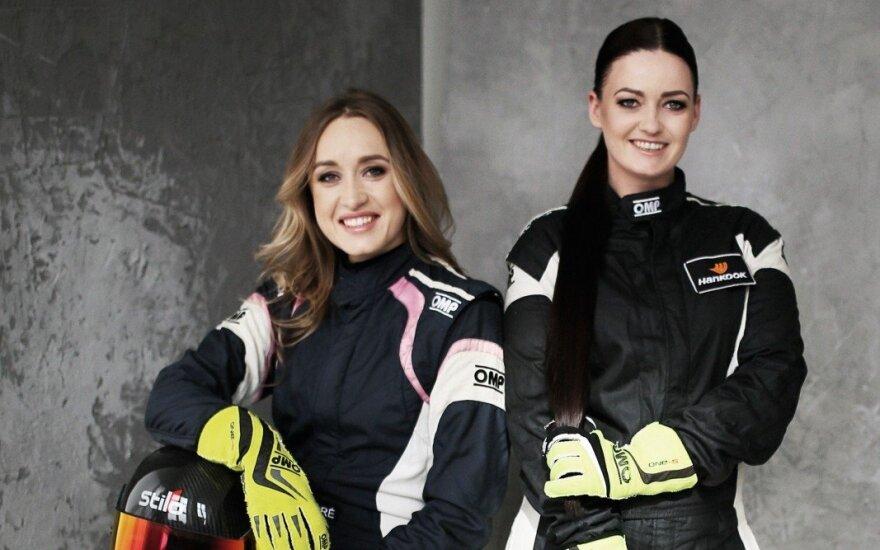 Žiedinėse ištvermės lenktynėse debiutuoja duetas #SpeedSistersLT