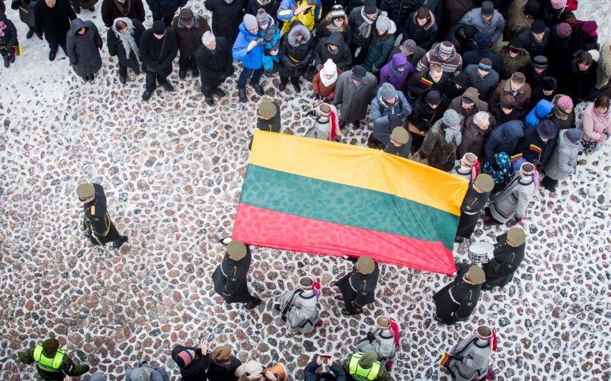 Lietuvoje minima Vėliavos diena