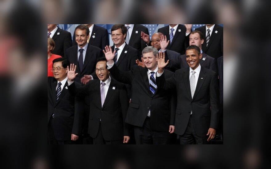 G20 lyderiai
