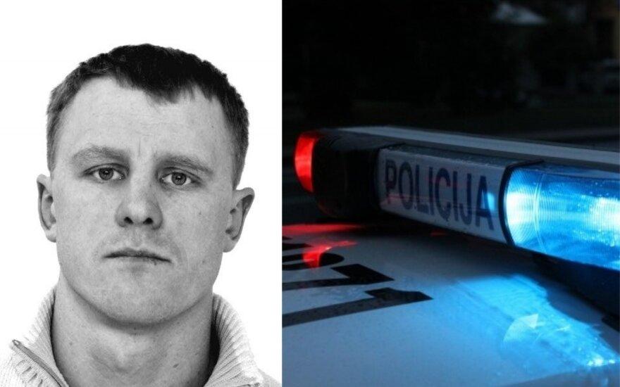 Policija prašo visuomenės pagalbos: dingo galimai į Švediją išvykęs vyras