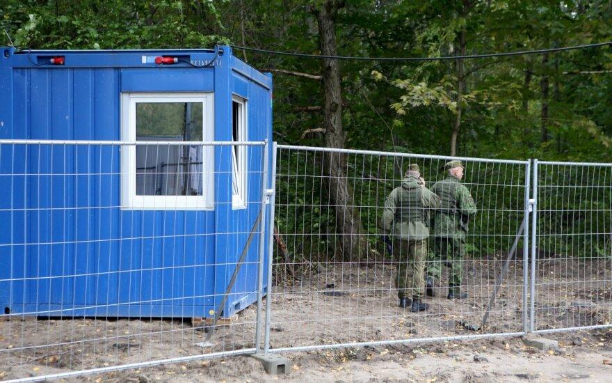 Ruklos pabėgėlių priėmimo centras
