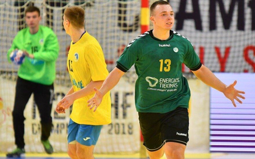 Lietuvius apvylusiems baltarusiams atsirūgo – jie pralaimėjo finalą