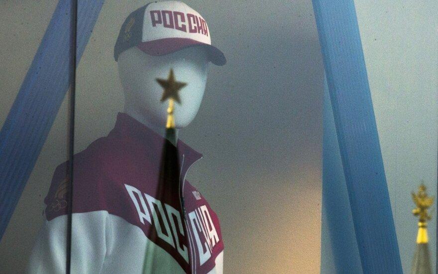 Rusijos sportininkai gali likti be Pjongčango žiemos olimpiados