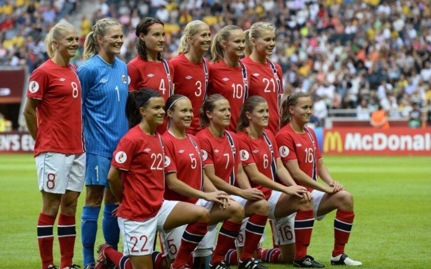 Norvegijos moterų futbolo rinktinė