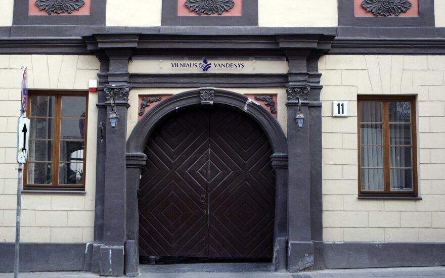 """Parduodamas """"Vilniaus vandenų"""" pastatas Senamiestyje: pradinė kaina – 3,9 mln. eurų"""