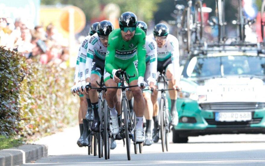 """""""Tour de France"""" Briuselyje"""