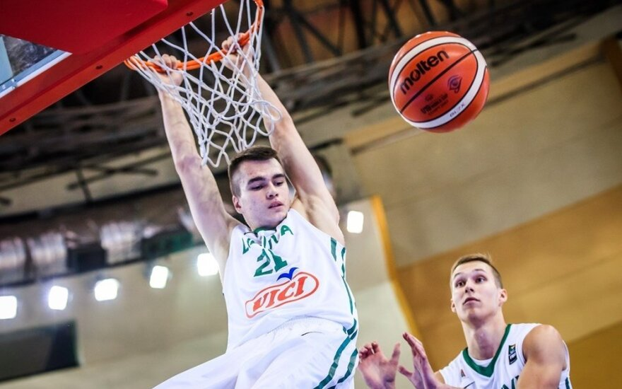 Gytis Masiulis (FIBA nuotr.)