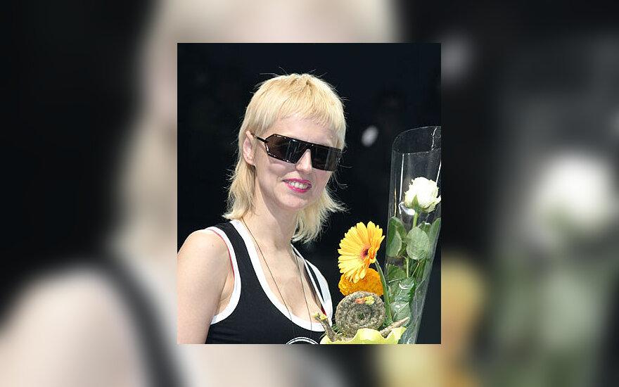 Drabužių dizainerė Ieva Ševiakovaitė