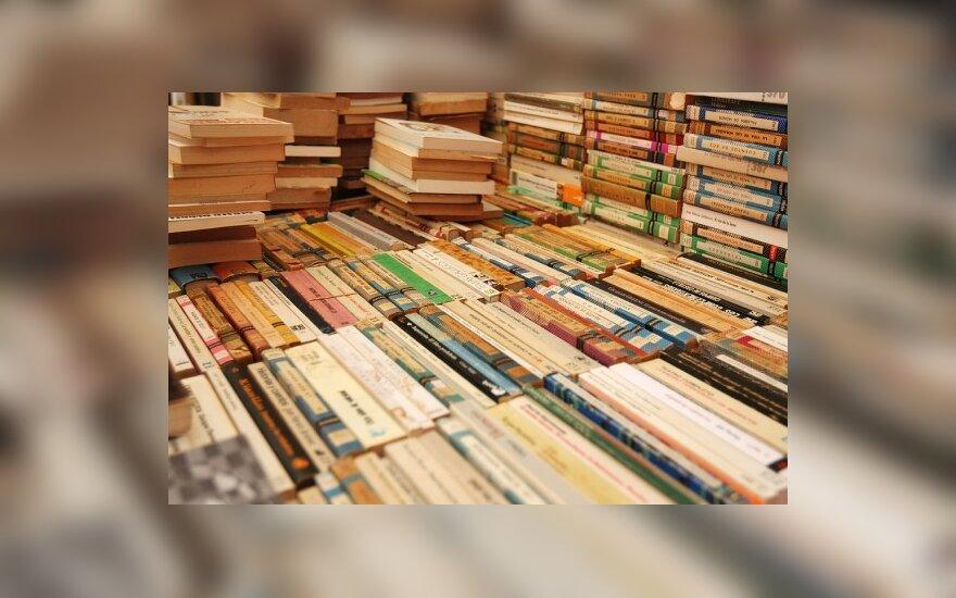 Vilnius nepretenduos tapti Pasaulio knygų sostine