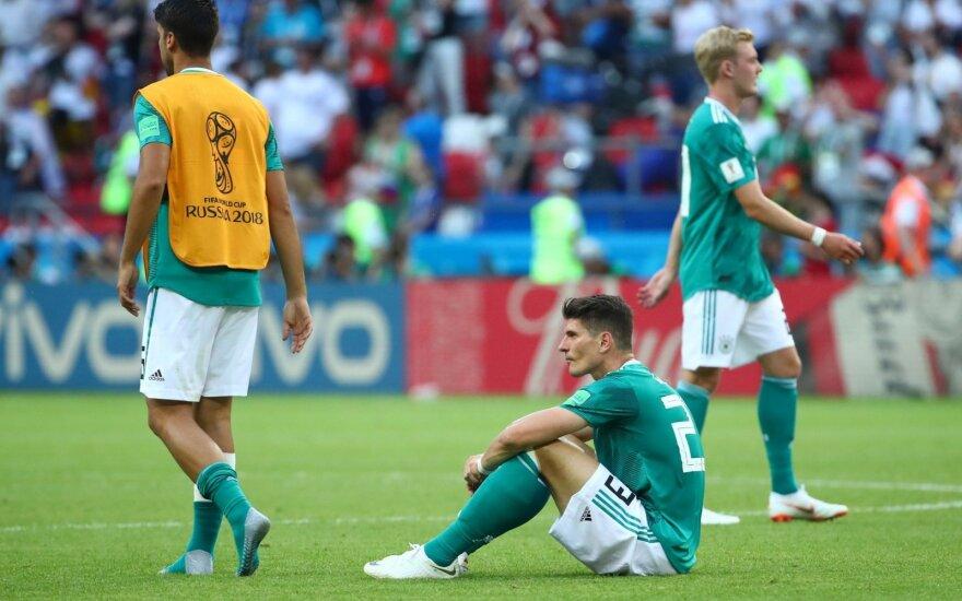 FIFA 2018: Vokietija – Pietų Korėja