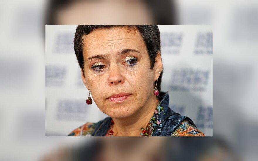 N.Marčėnaitė: imame naikinti savo vaikus