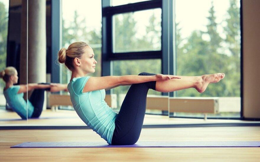Paslaptingieji gilieji raumenys: kur jie yra ir kodėl reikia treniruoti