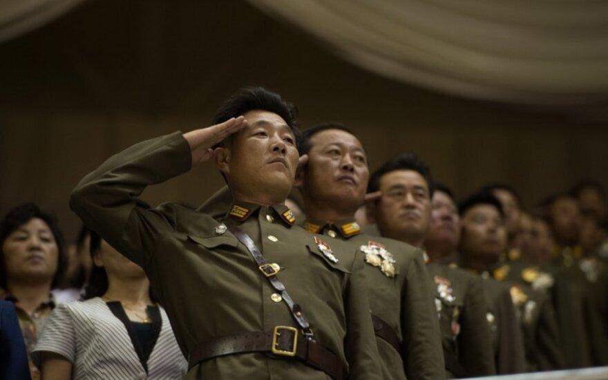 Šiaurės Korėjoje suimtas australų misionierius