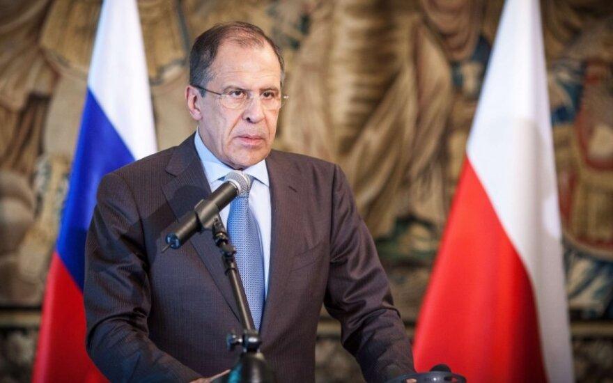 S. Lavrovas abejoja Rusijos ir ES santykiais