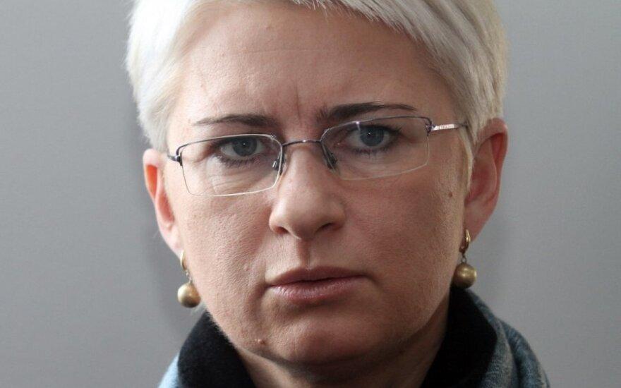 Balsuoja Neringa Venckienė