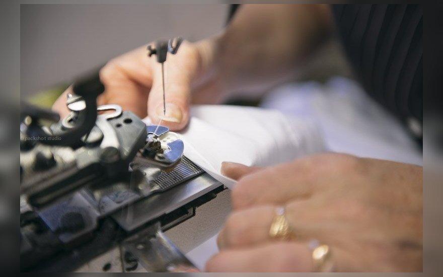 Šalies aprangos ir tekstilės įmonės: dėl koronaviruso krizės bankrutuos trečdalis, darbo neteks apie 7 tūkst. žmonių