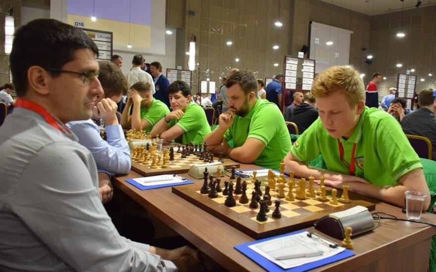 Lietuvos šachmatų rinktinė