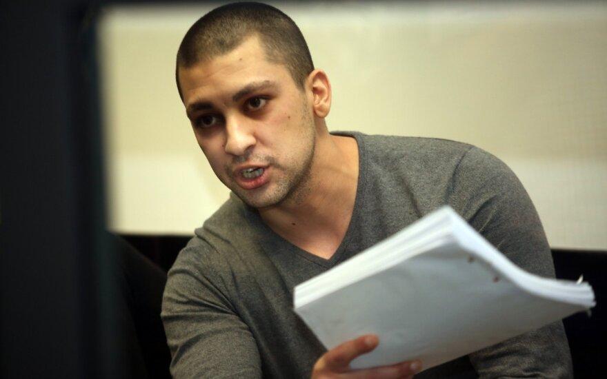 Strazdauskaitės nužudymo byla: visi kaltinamieji pripažįsta įvykdę nusikaltimą