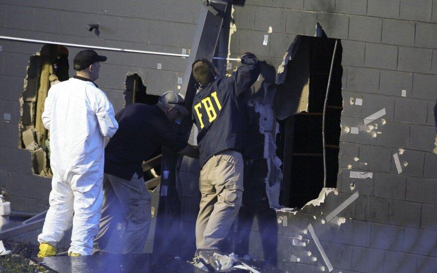 Tragiškiausios šaudynės JAV istorijoje: aiškėja naujų detalių apie užpuoliką