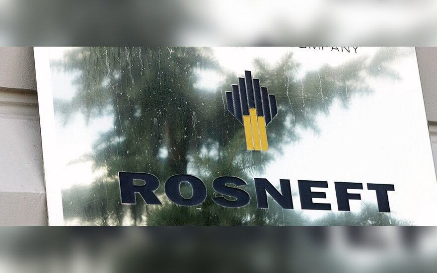 """""""Rosneft"""" nupirko 49 proc. """"Itera"""" akcijų už 2,9 mlrd. JAV dolerių"""