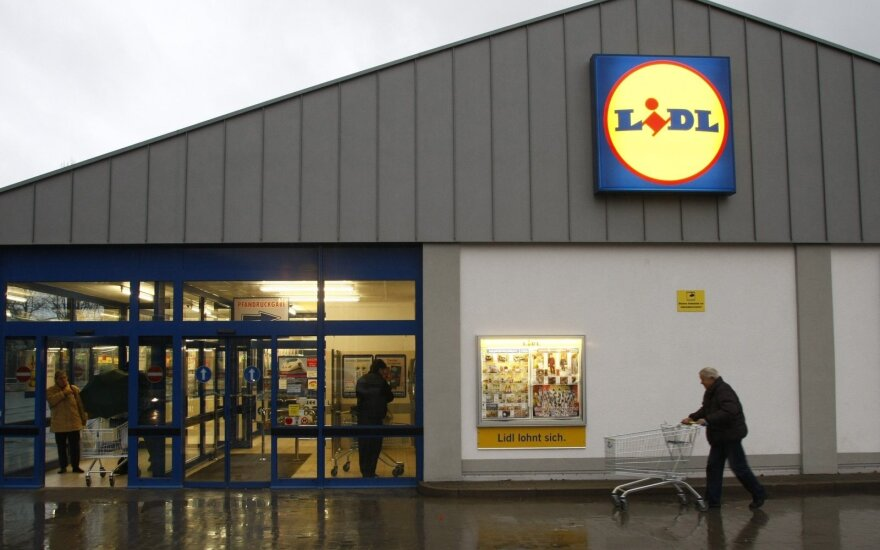 Lidl to use green electricity to power Lithuanian stores