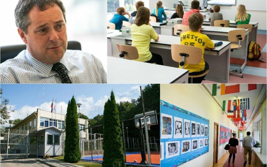 Tarptautinė Amerikos mokykla