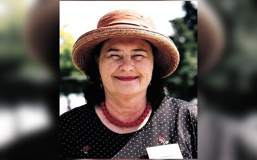 Rašytoja Janina Survilaitė