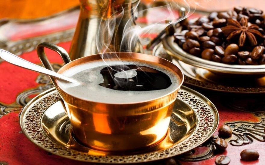 Kaip išvirti skanią kavą