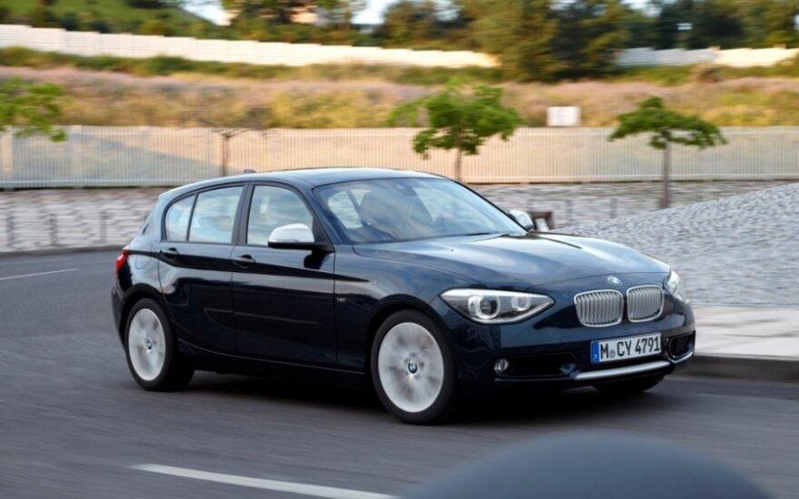 BMW vasaros naujienos