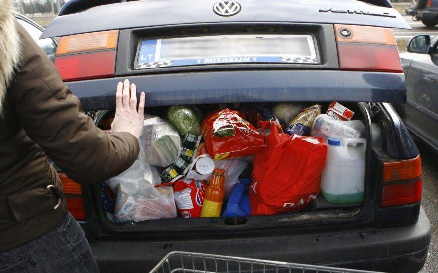 Neįtikėtina: Lazdijų gyventojams – mero draudimas apsipirkinėti Lenkijoje