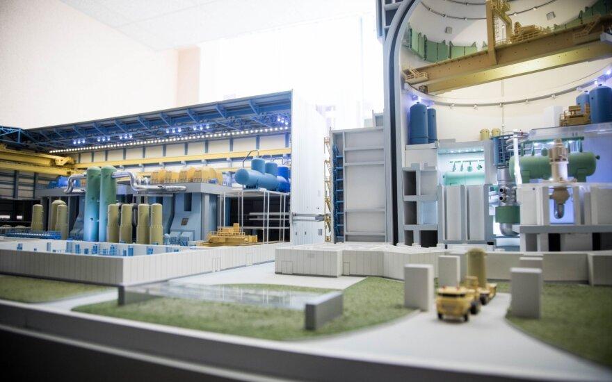 Branduolinis kuras į Astravo AE gali būti atgabentas dar šiemet