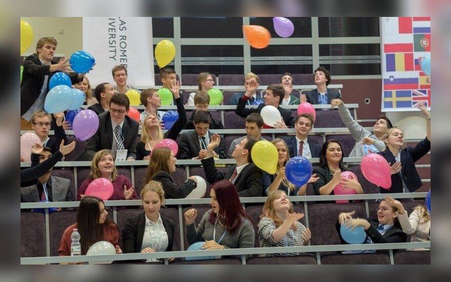 MEP sesijos pertrauka // Igor Kosoviec nuotr.