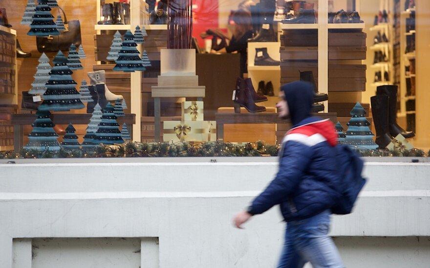 Prekybos centrai nusprendė, kaip elgsis per žiemos šventes