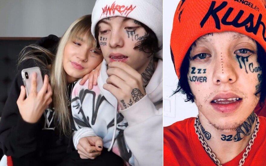 Lil Xan ir Annie Smith