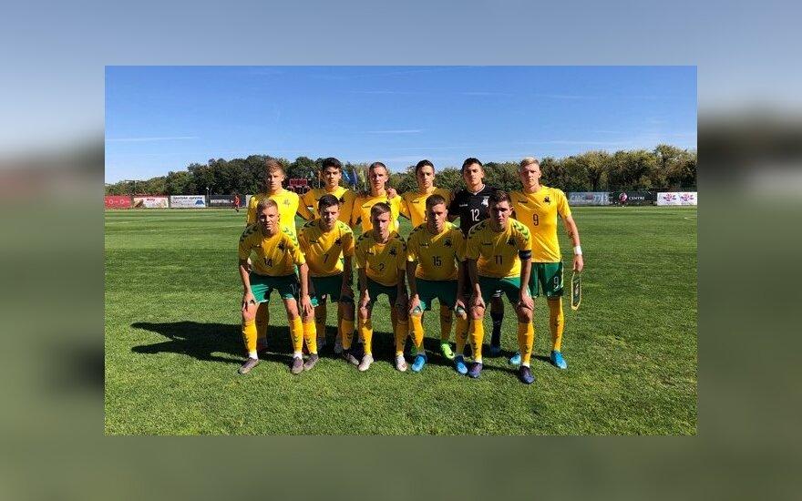 Lietuvos jaunių (iki 19 metų) futbolo rinktinė