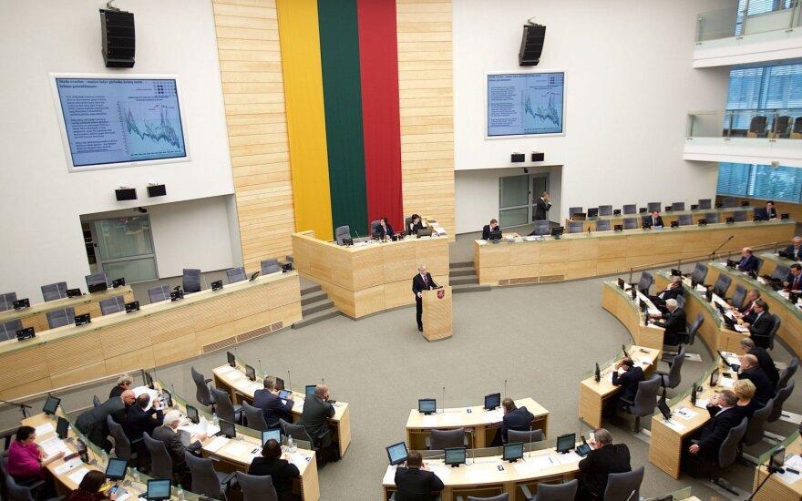 Who'll win the Seimas elections?