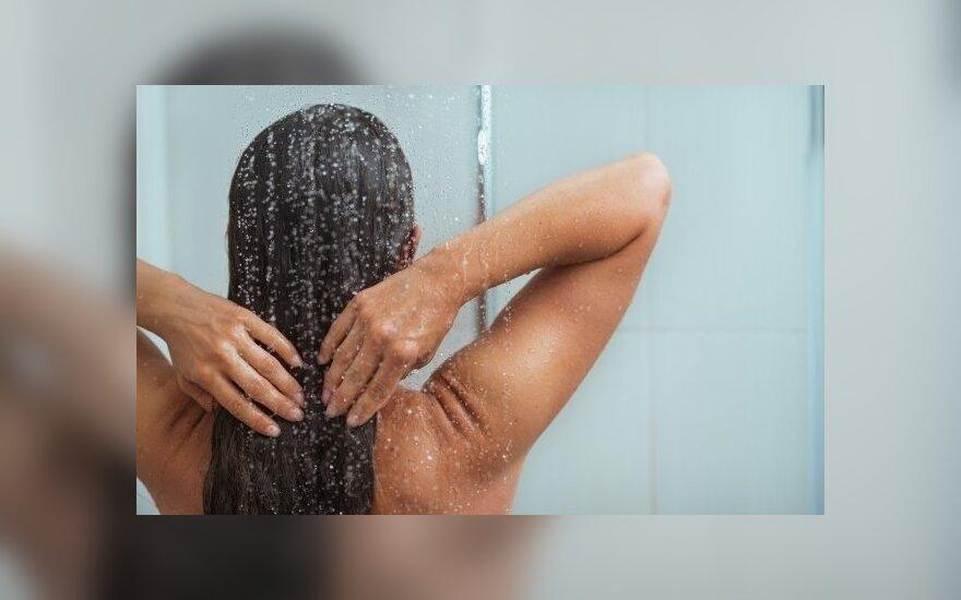 Alytaus rajono gyventojai galės nemokamai naudotis dušu ir skalbti