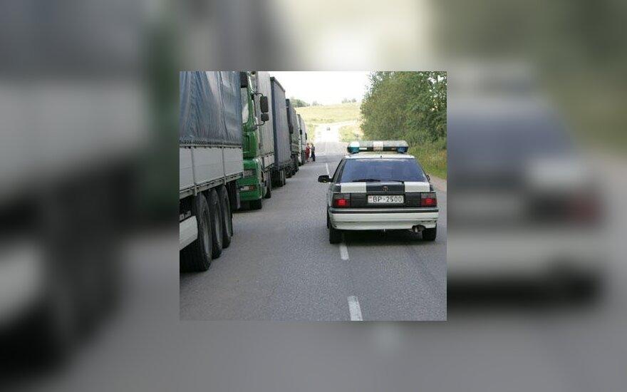 Latvijos policija