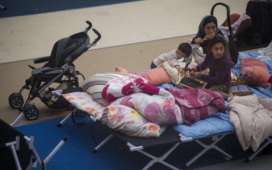 Vokietijoje užregistruotas susituokęs mažiausiai 361 migrantas iki 14 metų amžiaus