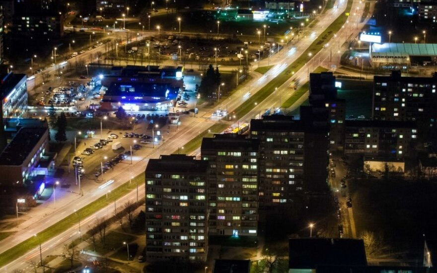Italy's Gemmo will not upgrade street lighting networks in Vilnius