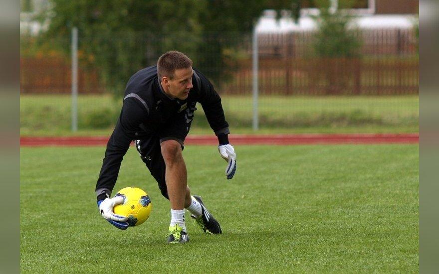 Lietuviai žaidė Rusijos pirmos lygos ir Čekijos taurės turnyro rungtynėse