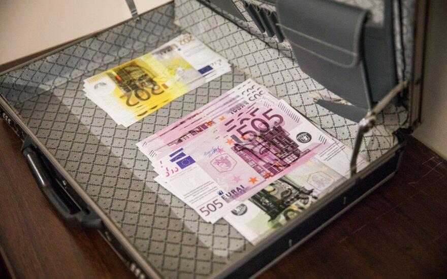 Didžiojoje korupcijos byloje – dar viena skandalinga istorija: už laisvę trims Vilniaus teisėjams siūlė po 10 tūkst. eurų