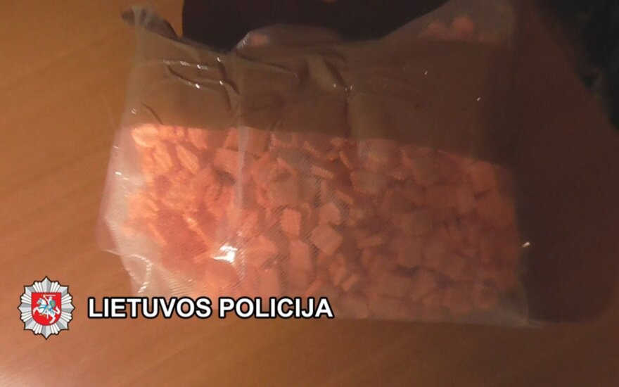 Mažeikiškis Klaipėdoje ir Palangoje platino narkotikus bei dopingą