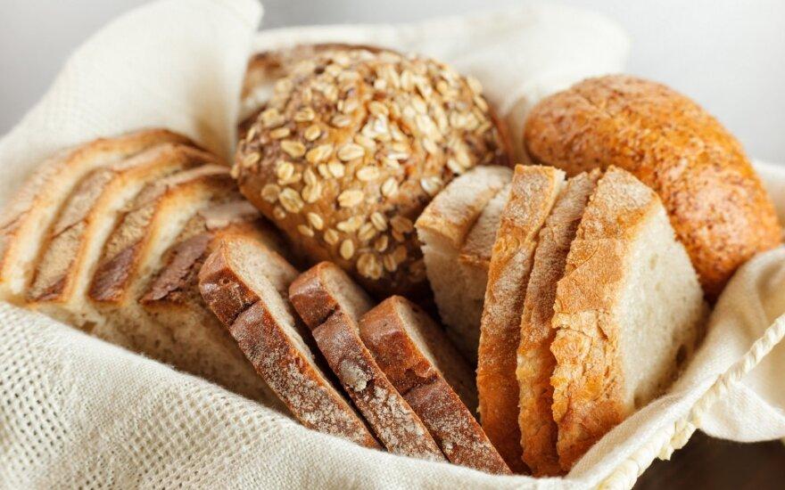 Trys elementarūs būdai, kaip atšviežinti sukietėjusią duoną